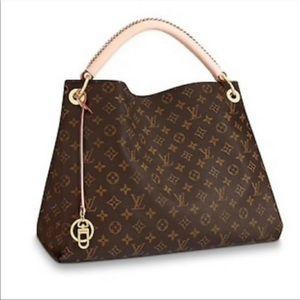 Authentic Louis Vuitton Artsy MM